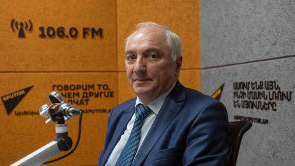 Арам Гаспарович Саркисян (19 февраля 2020). Еревaн - Sputnik Արմենիա
