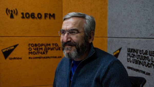 Гагик Гиносян - Sputnik Արմենիա