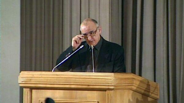 Вано Сирадегян. Архивное фото - Sputnik Армения