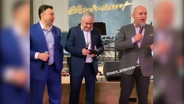 Свадьба Арпине Ованнисян - Sputnik Արմենիա