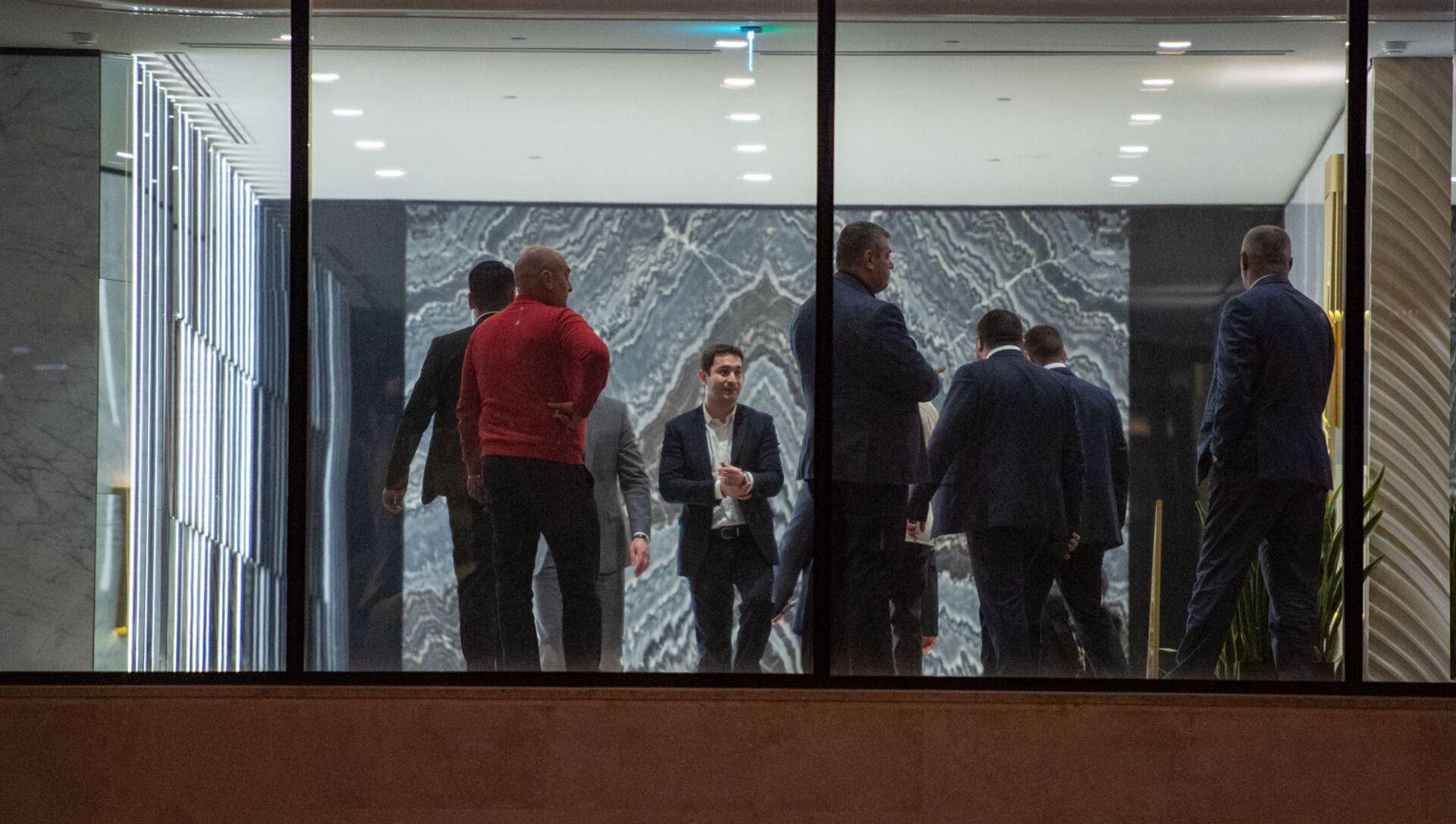 Вечер по сбору средств партии Гражданский договор, проходящий в гостинице Двин (25 февраля 2020). Еревaн - Sputnik Армения, 1920, 04.06.2021