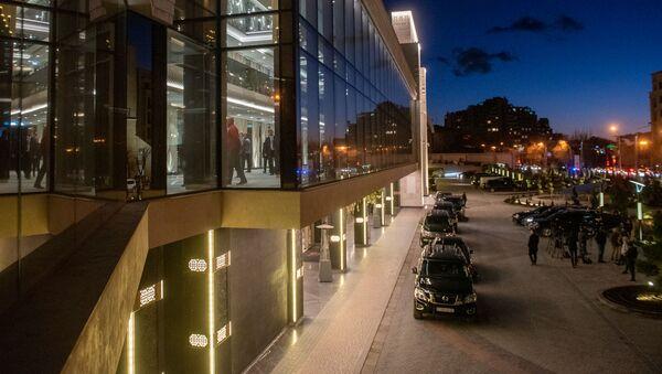 Вечер по сбору средств партии Гражданский договор, проходящий в гостинице Двин (25 февраля 2020). Еревaн - Sputnik Армения