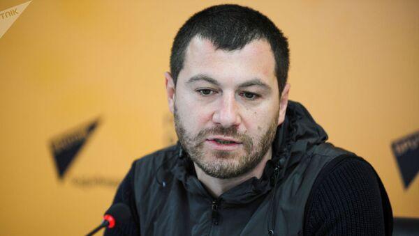 Экономический эксперт-аналитик Зураб Кукуладзе   - Sputnik Армения