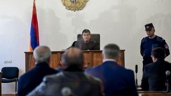 Судебное заседание по дизельному делу (26 февраля 2020). Еревaн - Sputnik Արմենիա