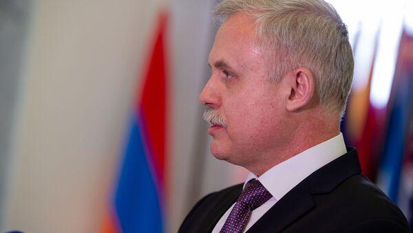 Генеральный секретарь ОДКБ Станислав Зась  - Sputnik Армения