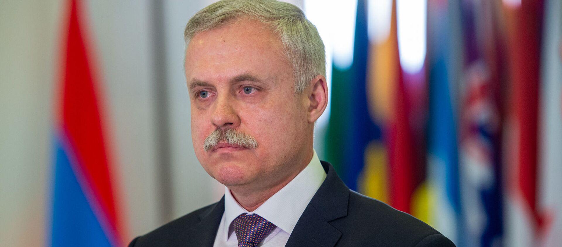 Генеральный секретарь ОДКБ Станислав Зась - Sputnik Արմենիա, 1920, 03.07.2021