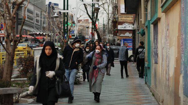 Ситуация в Иране в связи с коронавирусом - Sputnik Армения