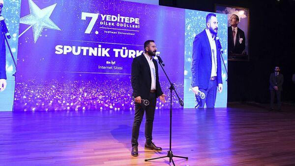 Мазир Бозтепе - главный редактор Sputnik Турция - Sputnik Արմենիա