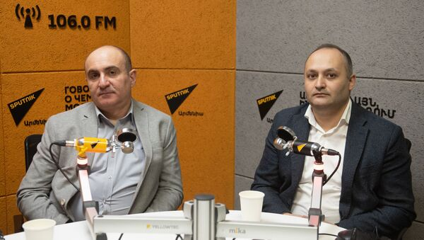 Կամերային երաժշտության ազգային կենտրոնը` նոր գործիքներով - Sputnik Արմենիա