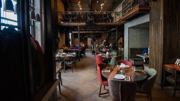 Ресторан Sherep - Sputnik Армения