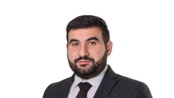Пресс–секретарь штаба Да Ваагн Алексанян - Sputnik Արմենիա
