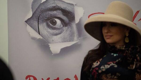 Закрытый показ выставки Дали-Пикассо (6 марта 2020). Еревaн - Sputnik Արմենիա