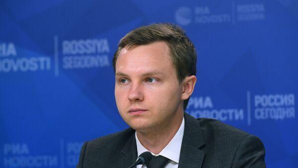 Ведущий аналитик Фонда национальной энергетической безопасности Игорь Юшков  - Sputnik Армения