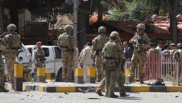 Американцы покидают Афганистан - Sputnik Армения