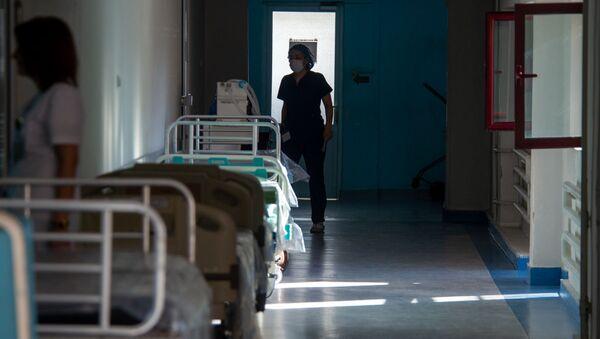 Медицинский центр Норк-Мараш - Sputnik Армения