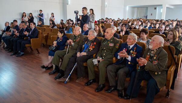 Мероприятие Урок Победы (12 марта 2020). Еревaн - Sputnik Армения