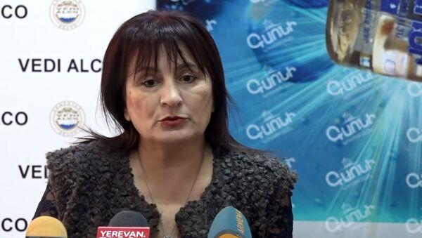 Карине Налчаджян - Sputnik Արմենիա