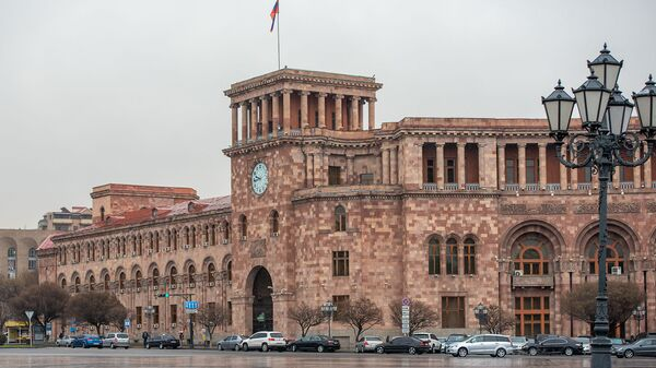 Дом правительства Армении - Sputnik Армения
