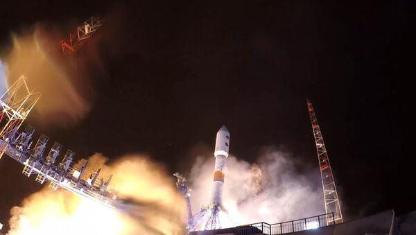 Запуск ракеты «Союз» со спутником «Глонасс» с Плесецка - Sputnik Армения