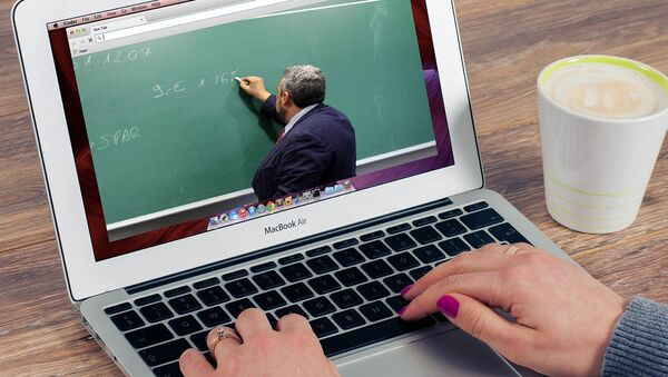 Онлайн обучение - Sputnik Արմենիա