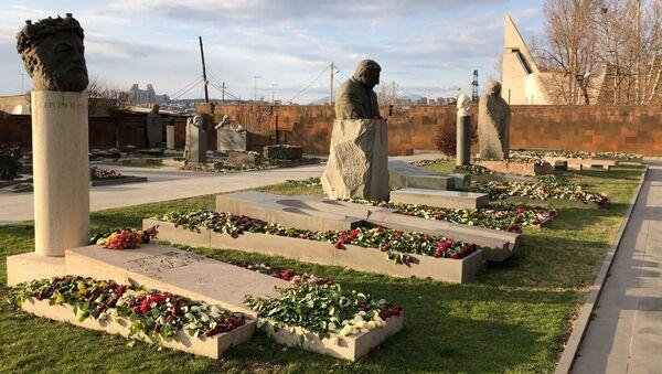 Коронавирус ударил и по цветочному бизнесу - Sputnik Армения