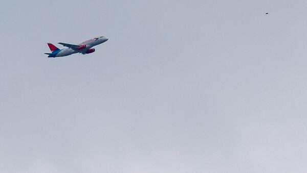 Самолет авиакомпании Азимут - Sputnik Արմենիա