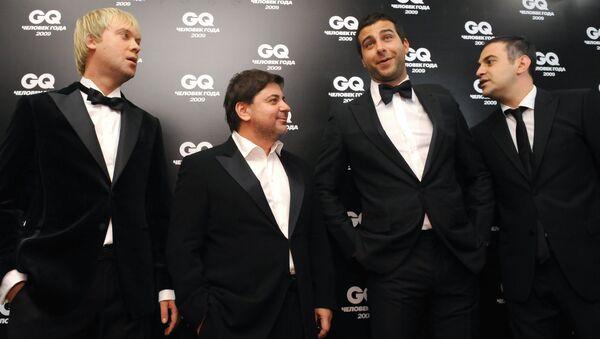 Церемония вручения премии журнала GQ Человек года - Sputnik Армения