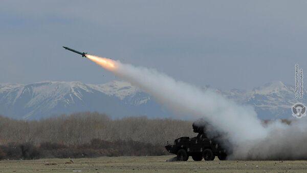 Учения войск противовоздушной обороны (27 марта 2020). Армения - Sputnik Армения