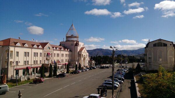 Здание парламента Карабаха - Sputnik Армения