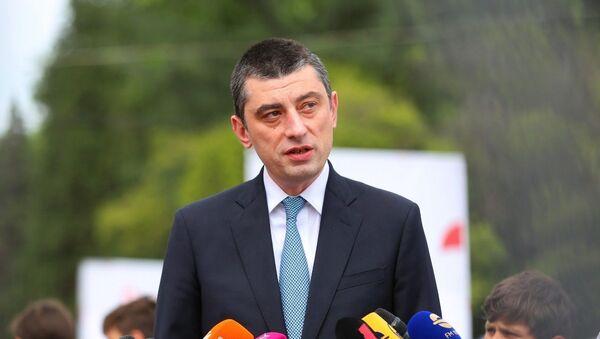 Георгий Гахария - Sputnik Արմենիա