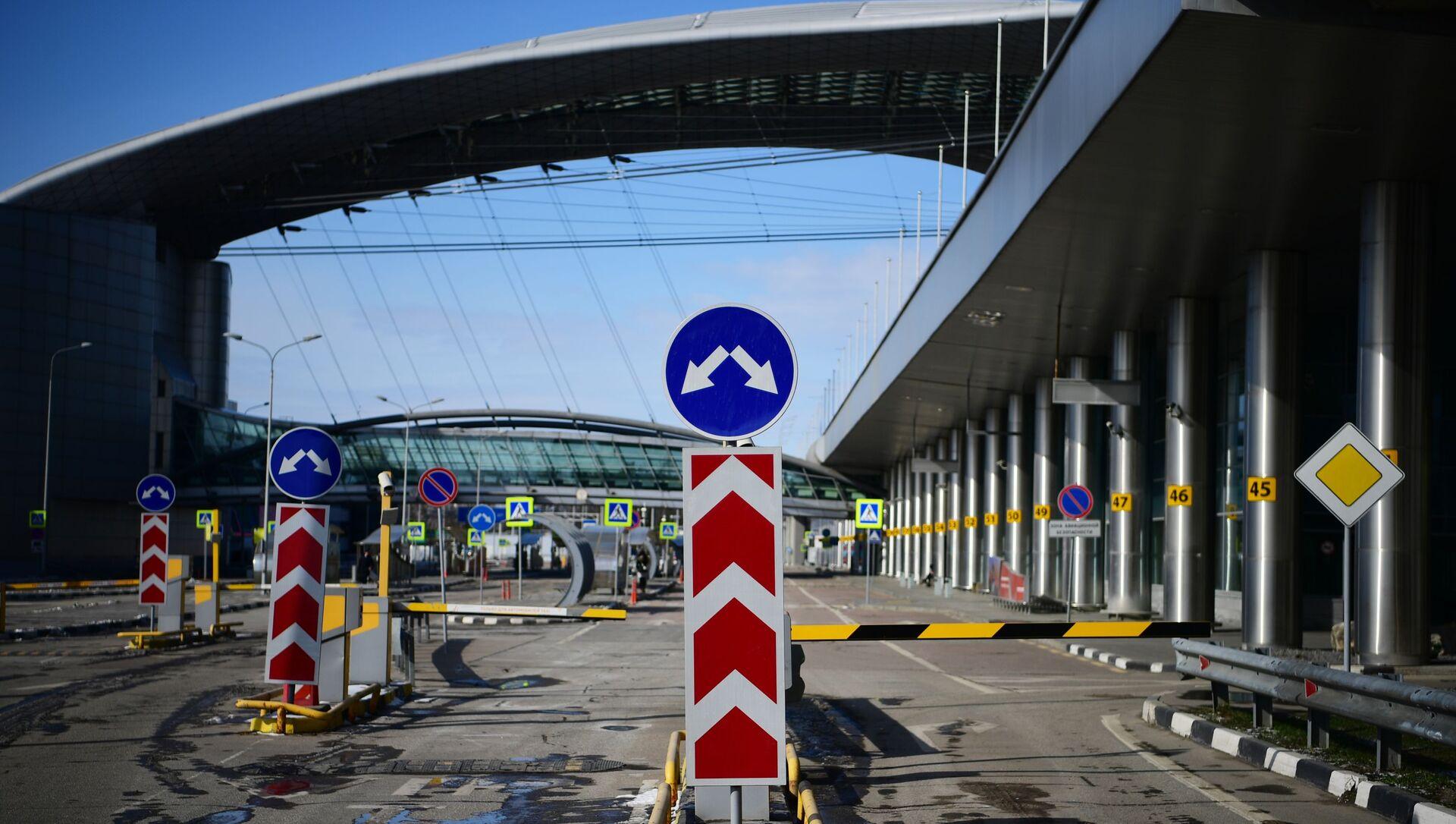 С 1 апреля временно закрывается терминал D в Шереметьево - Sputnik Армения, 1920, 17.06.2021