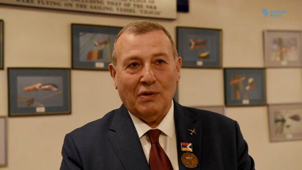 Акоб Чагарян - Sputnik Արմենիա