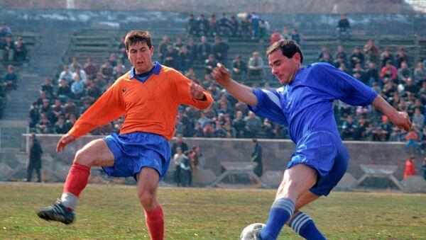 Футбол 1992 - Sputnik Արմենիա