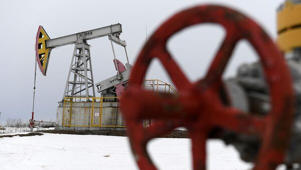 Нефтяная качалка. Архивное фото - Sputnik Արմենիա