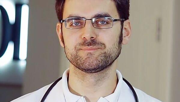 Иммунолог Георгий Викулов - Sputnik Армения