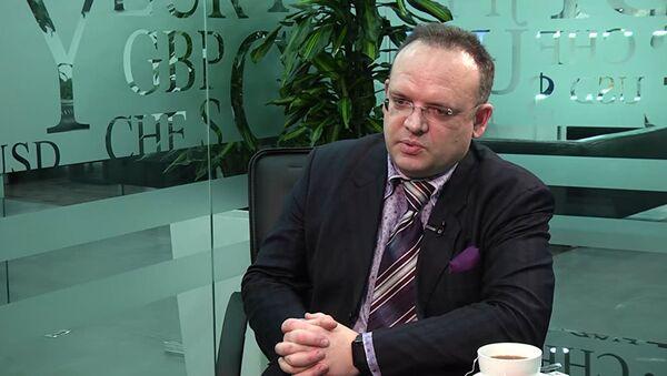 Экономист Владимир Рожанковский - Sputnik Армения