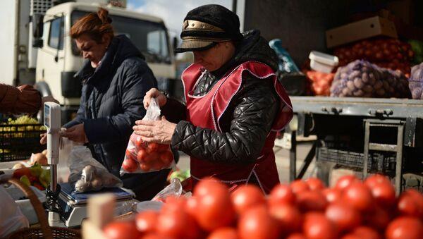 Сельскохозяйственная ярмарка  - Sputnik Արմենիա