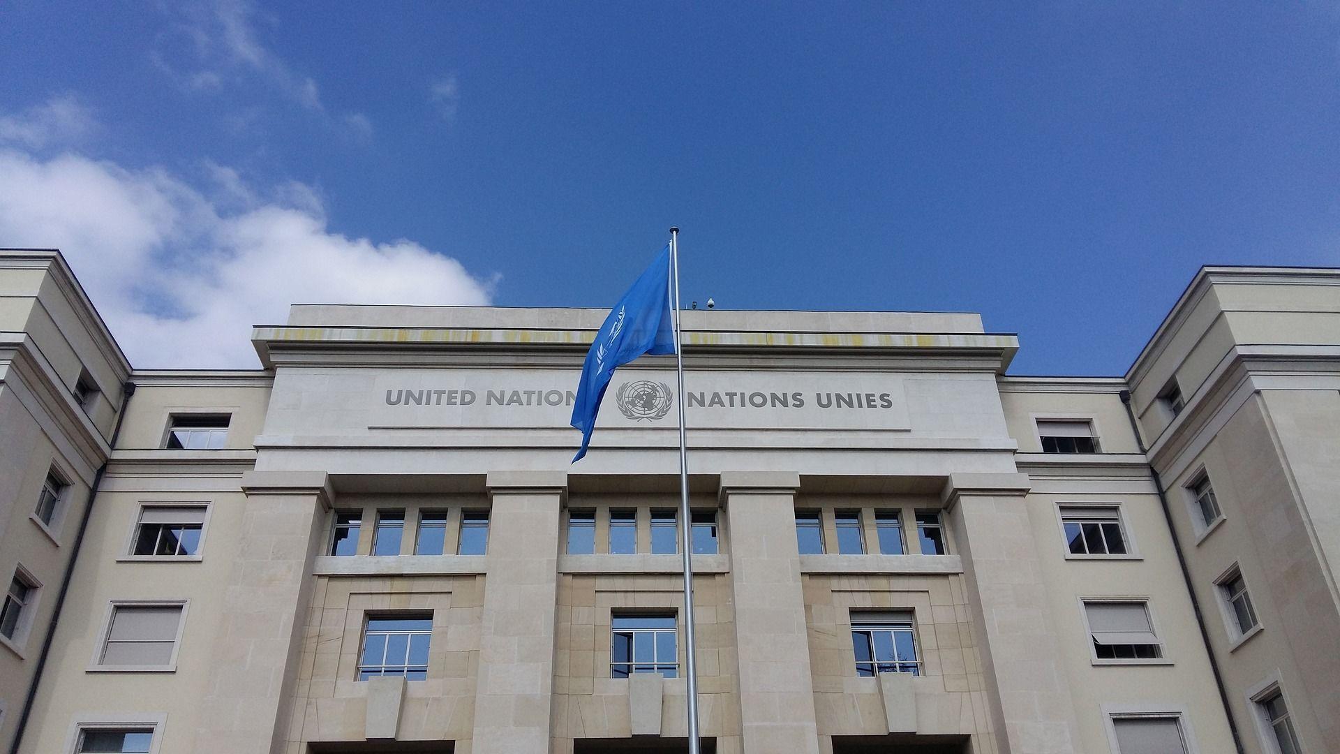Здание ООН - Sputnik Армения, 1920, 22.09.2021
