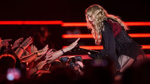 Концерт Мадонны в Хернинге (16 ноября 2015). Дания - Sputnik Армения