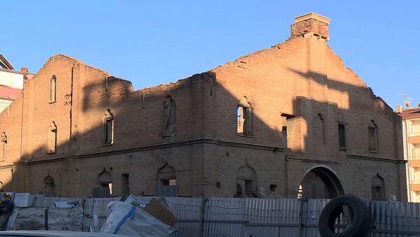 Армянская церковь Харберда - Sputnik Армения
