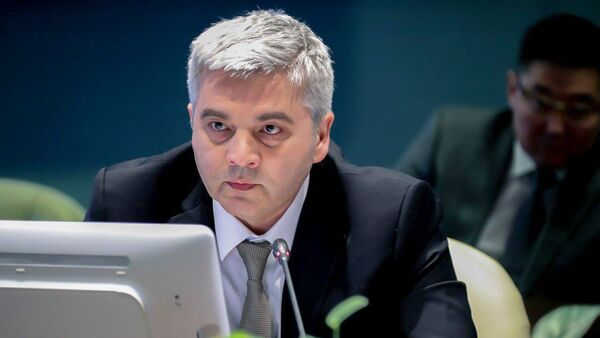 Министр ЕЭК Артак Камалян - Sputnik Армения
