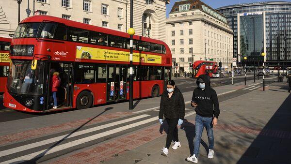 Ситуация в Лондоне в связи с коронавирусом - Sputnik Армения