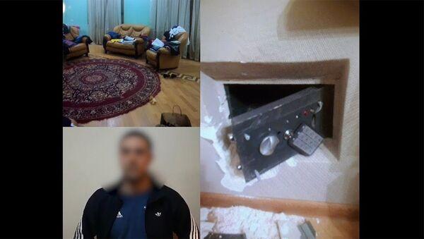 Չհրկիզվող պահարանից հափշտակել էր փող ու ոսկեղեն․ ոստիկանները բացահայտել են բնակարանային գողությունը - Sputnik Արմենիա