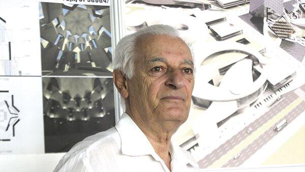 Заслуженный архитектор Сашур Калашян - Sputnik Армения