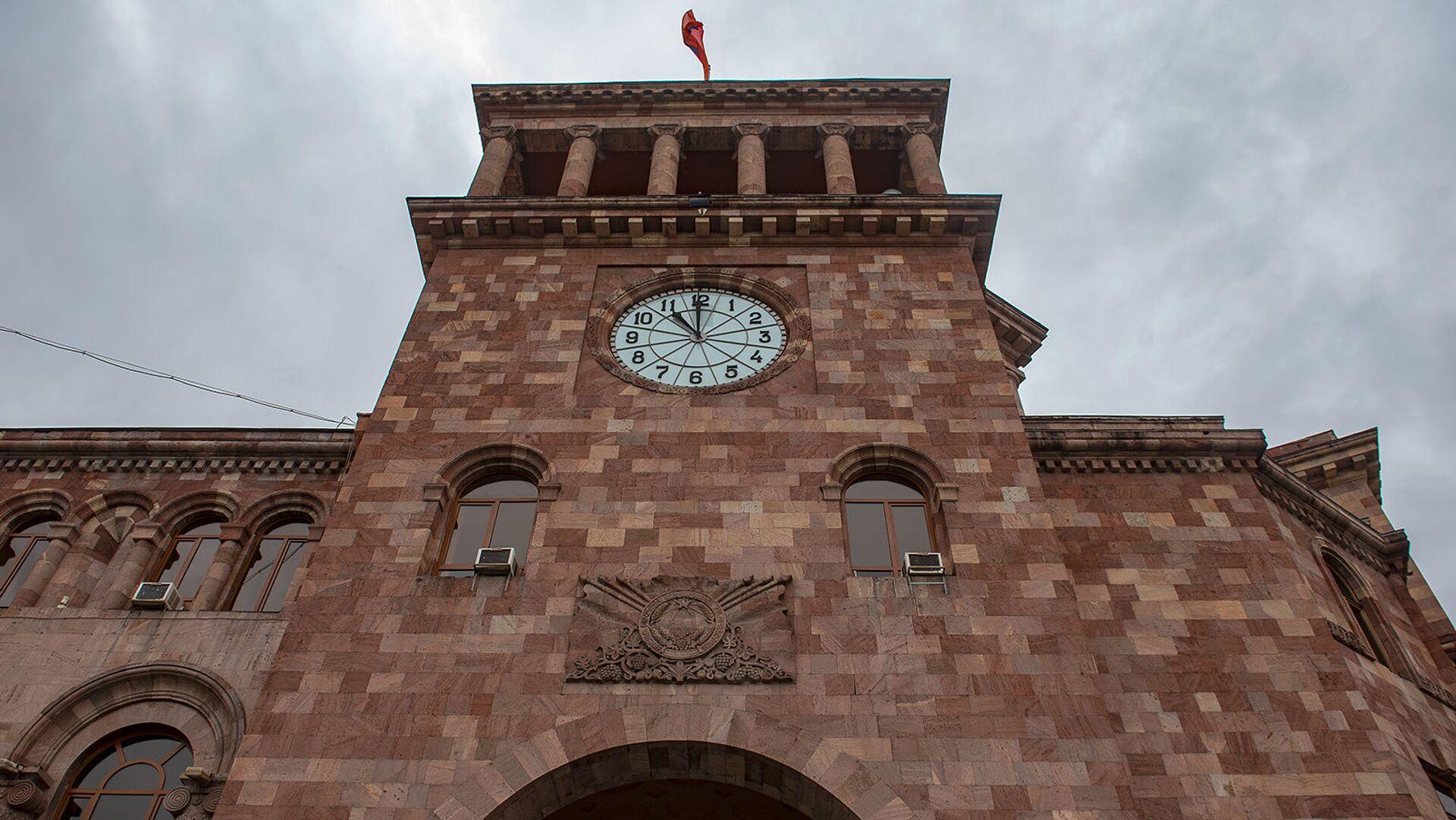 Здание Дома правительства - Sputnik Армения, 1920, 27.09.2021