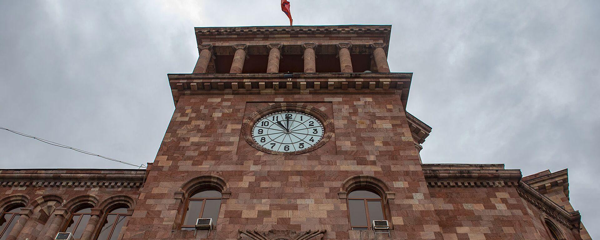 Здание Дома правительства - Sputnik Армения, 1920, 06.10.2021