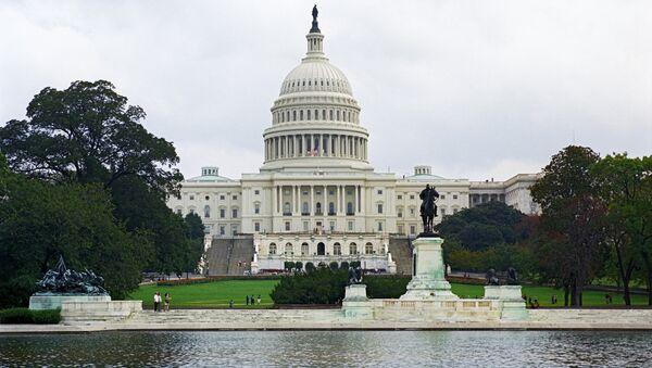 Капитолий в Вашингтоне - Sputnik Армения