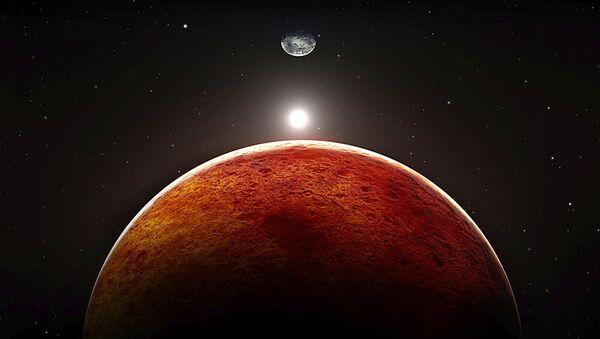 Планета Марс - Sputnik Արմենիա