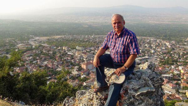 Кемаль Ялчин в Западной Армении - Sputnik Արմենիա