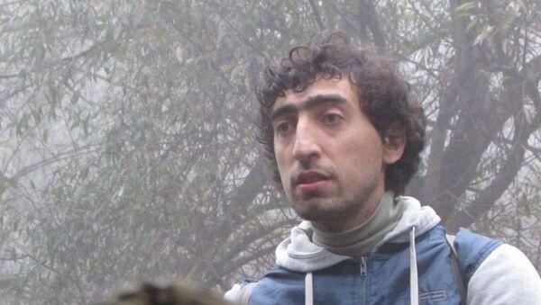 Председатель Высшей аттестационной комиссии (ВАК) Армении Смбат Гогян  - Sputnik Արմենիա